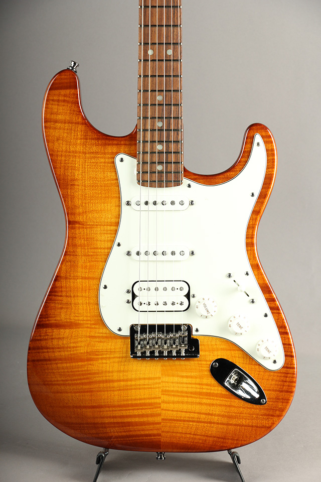 Select Stratocaster HSS Antique Burst