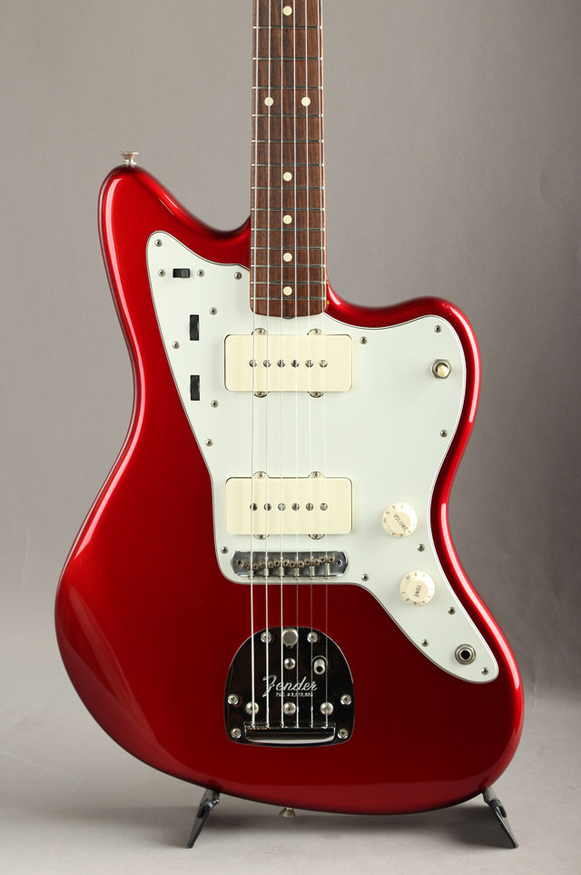American Vintage 62 Jazzmaster Candy Apple Red