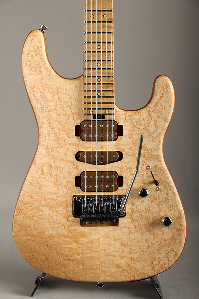 Guthrie Govan Signature Model Birdseye Maple