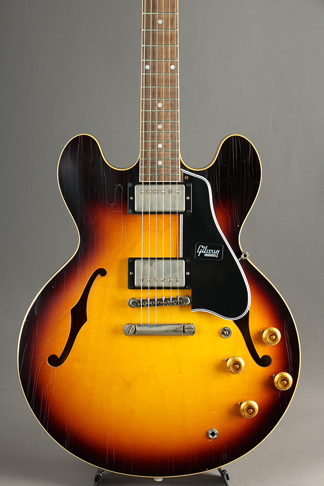 Historic Collection 1959 ES-335 Dot Inlay Antique Sunburst Light Aged【S/N:A 99084】