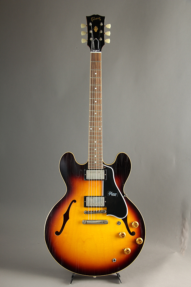 GIBSON CUSTOM SHOP Historic Collection 1959 ES-335 Dot Antique Sunburst Light Aged ギブソンカスタムショップ サブ画像1