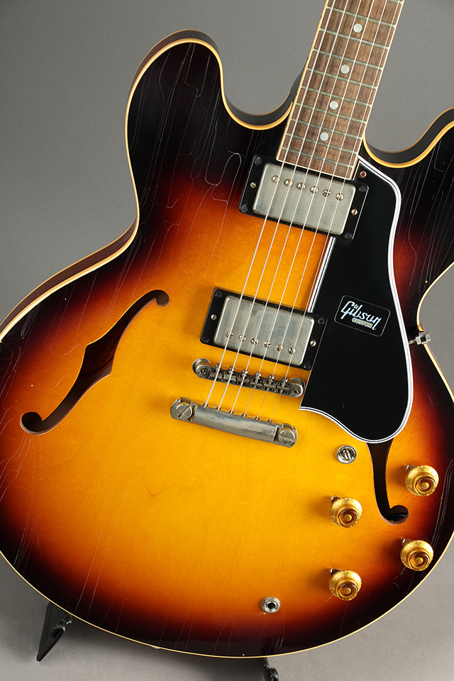 GIBSON CUSTOM SHOP Historic Collection 1959 ES-335 Dot Antique Sunburst Light Aged ギブソンカスタムショップ サブ画像2