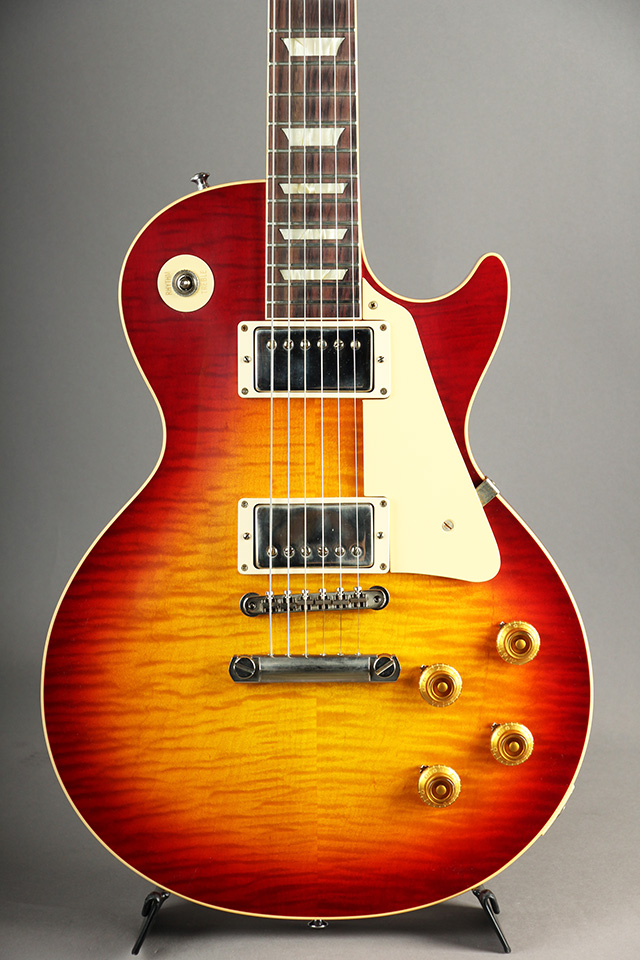 Historic Collection 60th Anniversary 1959 Les Paul VOS Dark Cherry Burst #993874