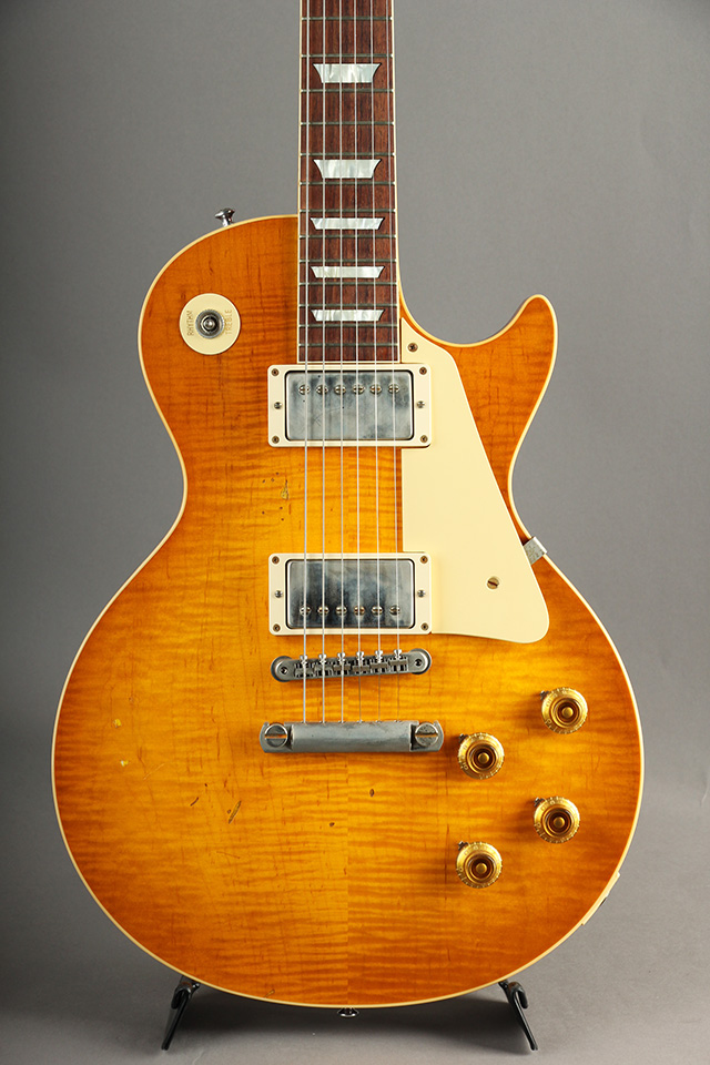 Historic Collection 1958 Les Paul Standard Hard Rock Maple Heavy Aged 【S/N:8 8849】