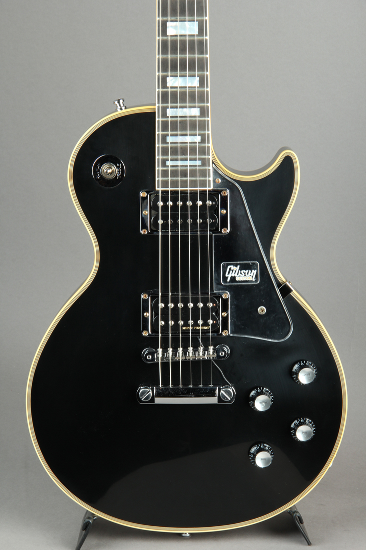 1978 Les Paul Custom VOS Metal Hardware / Ebony S/N:780013