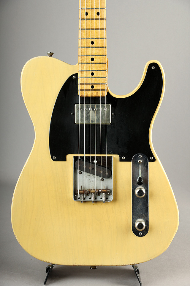 Nacho Guitars 1950-52 Blackguard w/Humbucker #1917 Medium Aging / V to D neck  ナチョ・ギターズ