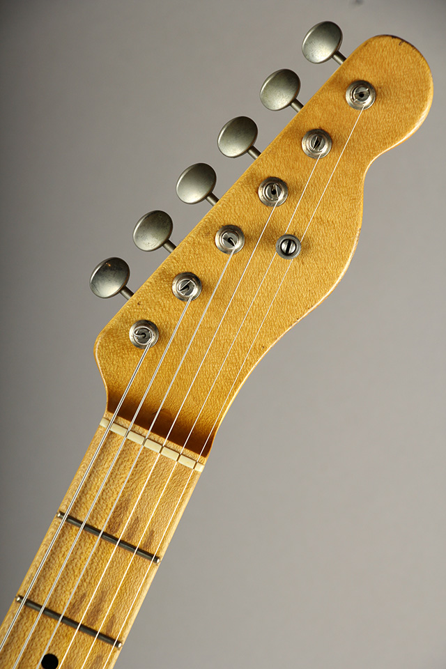 Nacho Guitars 1950-52 Blackguard w/Humbucker #1917 Medium Aging / V to D neck  ナチョ・ギターズ サブ画像10