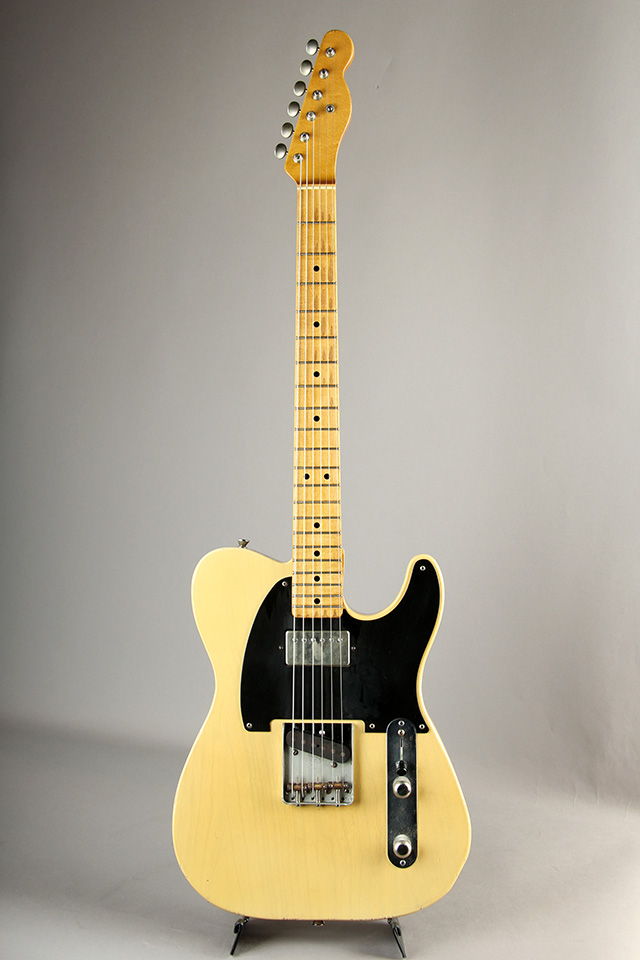 Nacho Guitars 1950-52 Blackguard w/Humbucker #1917 Medium Aging / V to D neck  ナチョ・ギターズ サブ画像1