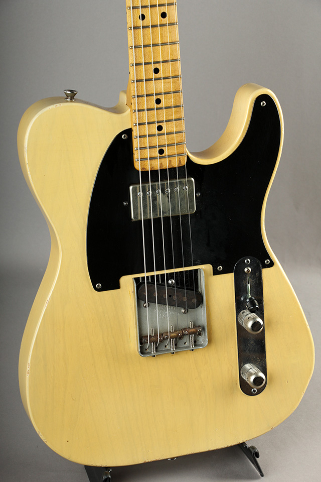 Nacho Guitars 1950-52 Blackguard w/Humbucker #1917 Medium Aging / V to D neck  ナチョ・ギターズ サブ画像2