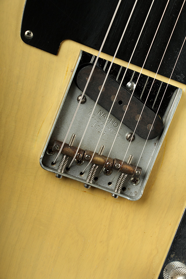 Nacho Guitars 1950-52 Blackguard w/Humbucker #1917 Medium Aging / V to D neck  ナチョ・ギターズ サブ画像3
