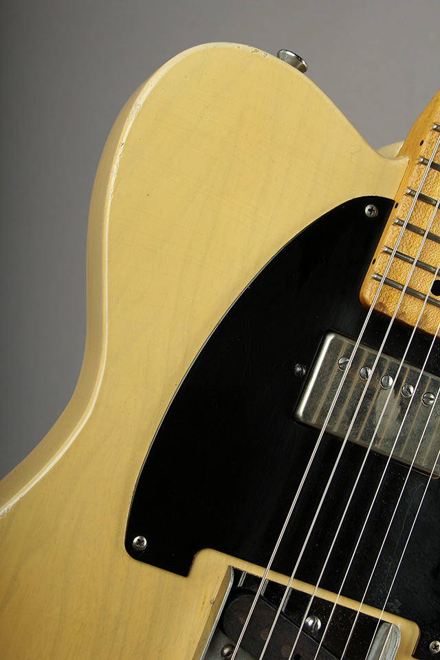 Nacho Guitars 1950-52 Blackguard w/Humbucker #1917 Medium Aging / V to D neck  ナチョ・ギターズ サブ画像4