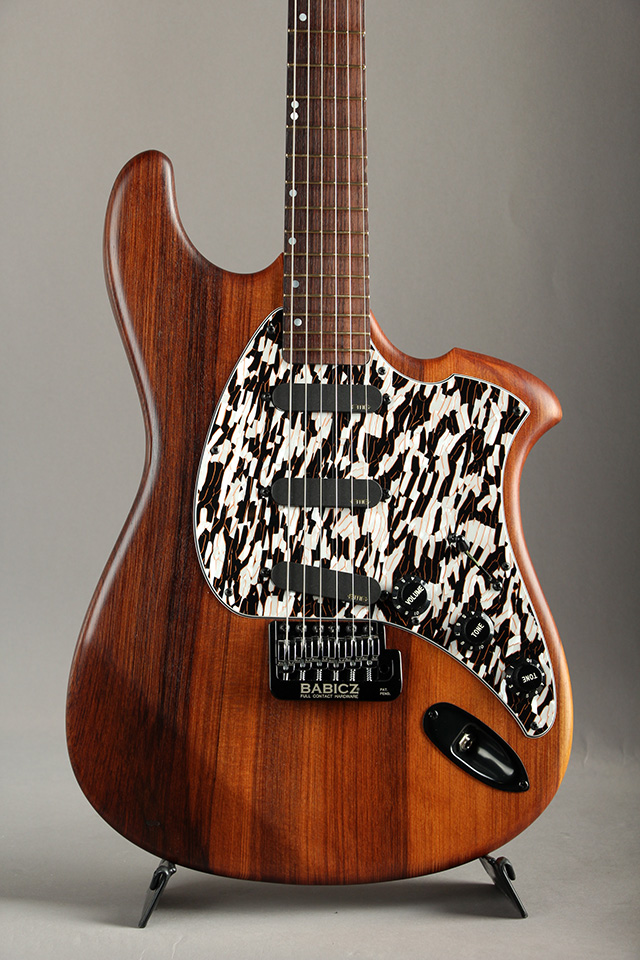 SMK RedWood Body / Torrefied Maple Neck