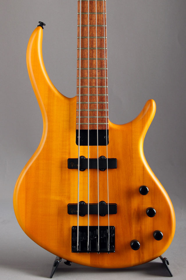 Toby Deluxe-IV Bass Trans Amber