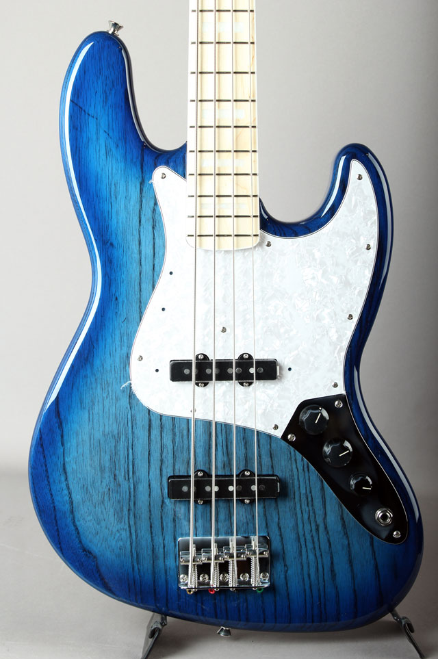 FSR Traditional 70s Jazz Bass Blue Burst