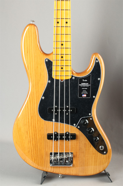 American Professional II Jazz Bass Roasted Pine