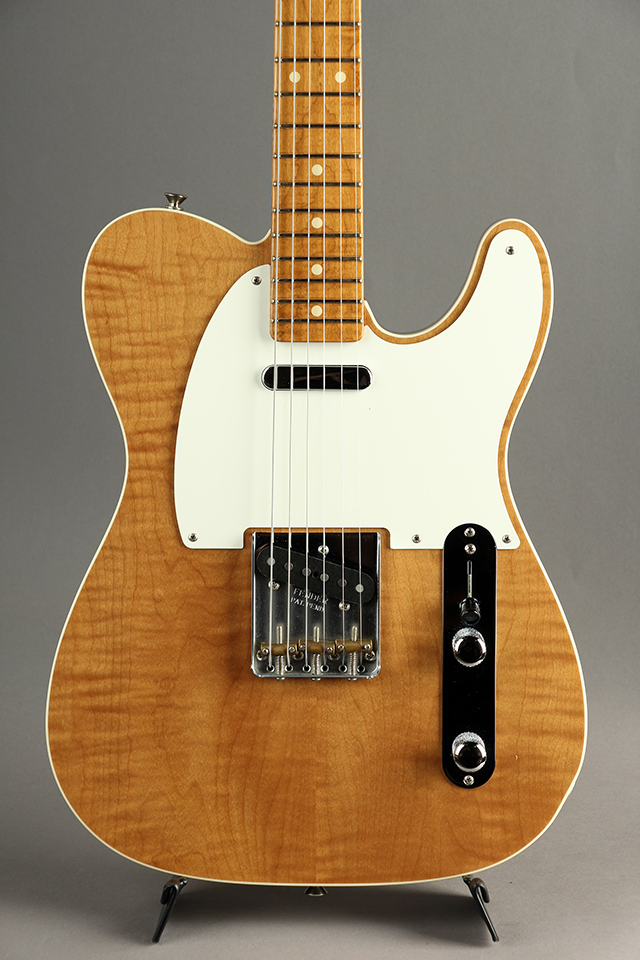 Master Built Custom Roasted Telecaster N.O.S. Natural by Dale Wilson 2014