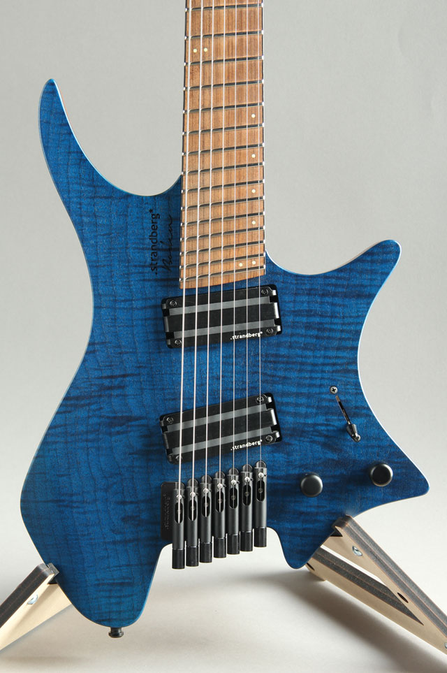 Boden J7 Standard Flame Maple Top