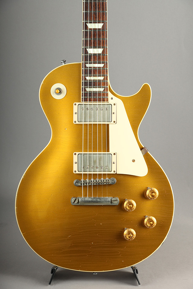 Historic Collection 1957 Les Paul Reissue Gold Top Murphy Aged