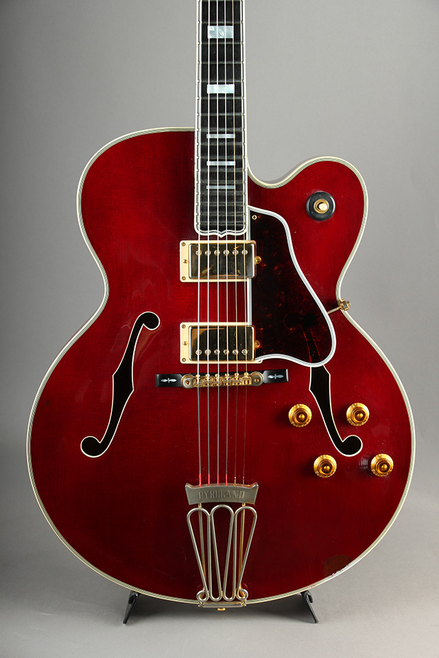 Byrdland Wine Red