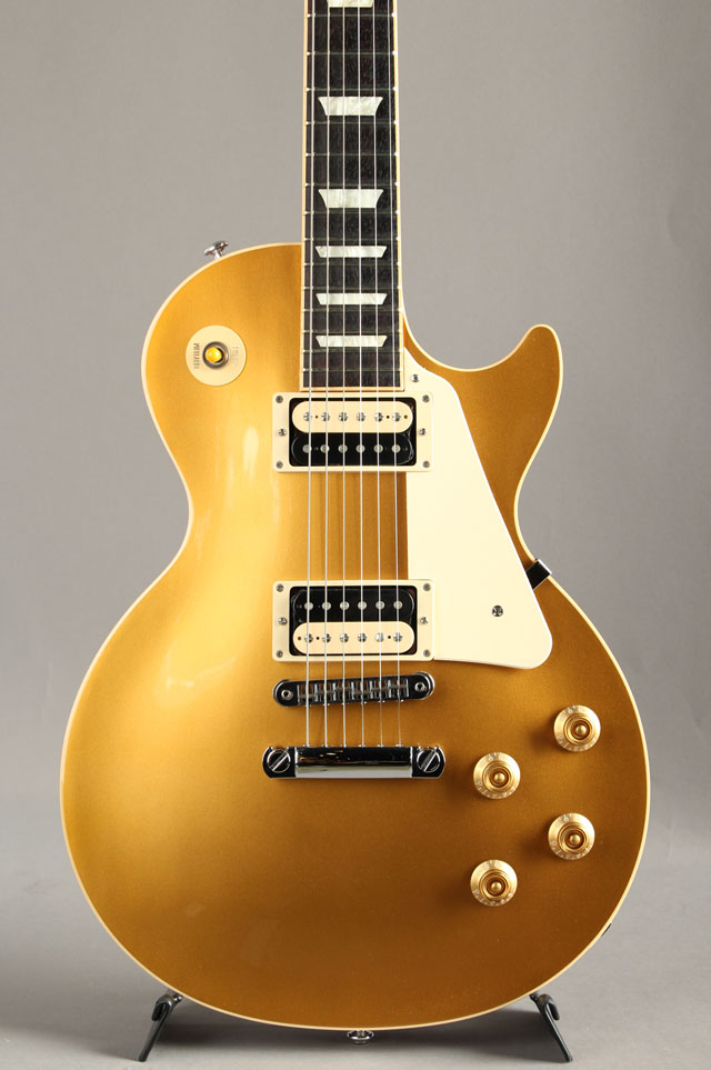 Les Paul Classic Plain Top 2016 Limited Proprietary Gold Top