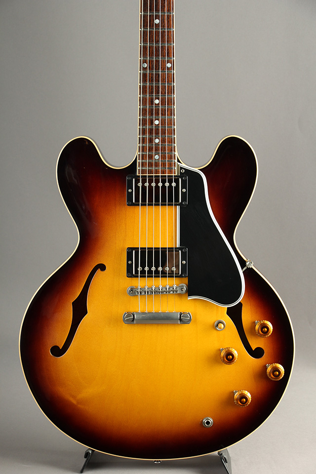 Historic Collection 1959 ES-335 Dot Reissue Vintage Sunburst