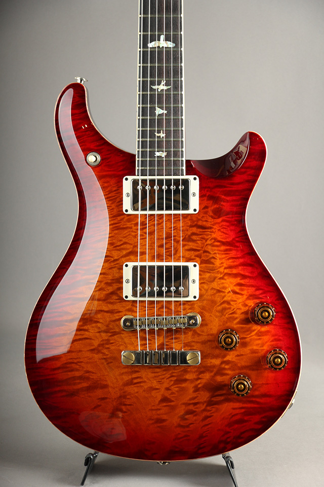 McCarty 594 Selected Top Dark Cherry Sunburst