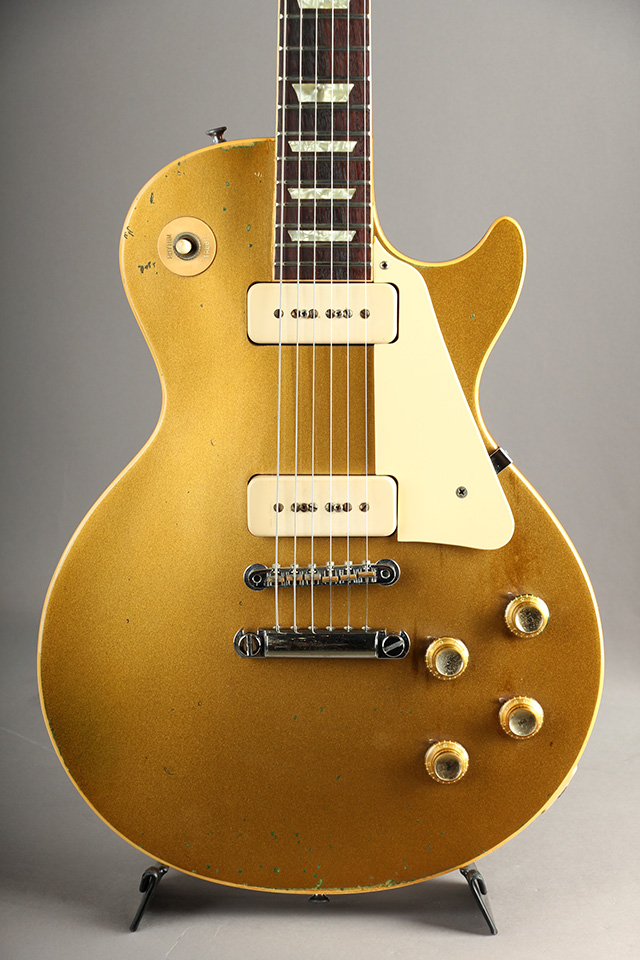 1973 Les Paul Deluxe Conversion P-90 Gold Top