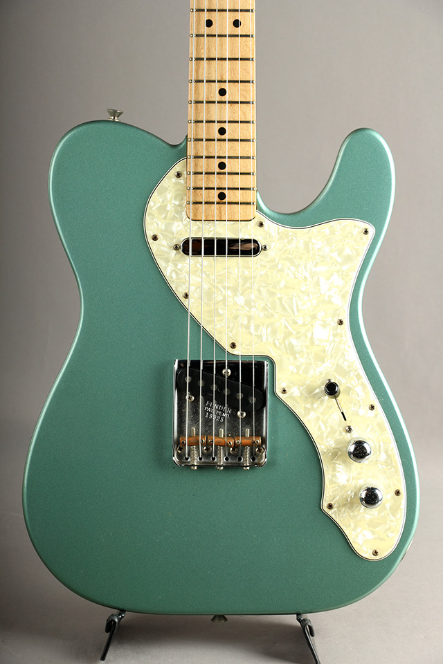 Custom Thinline Telecaster Teal Green