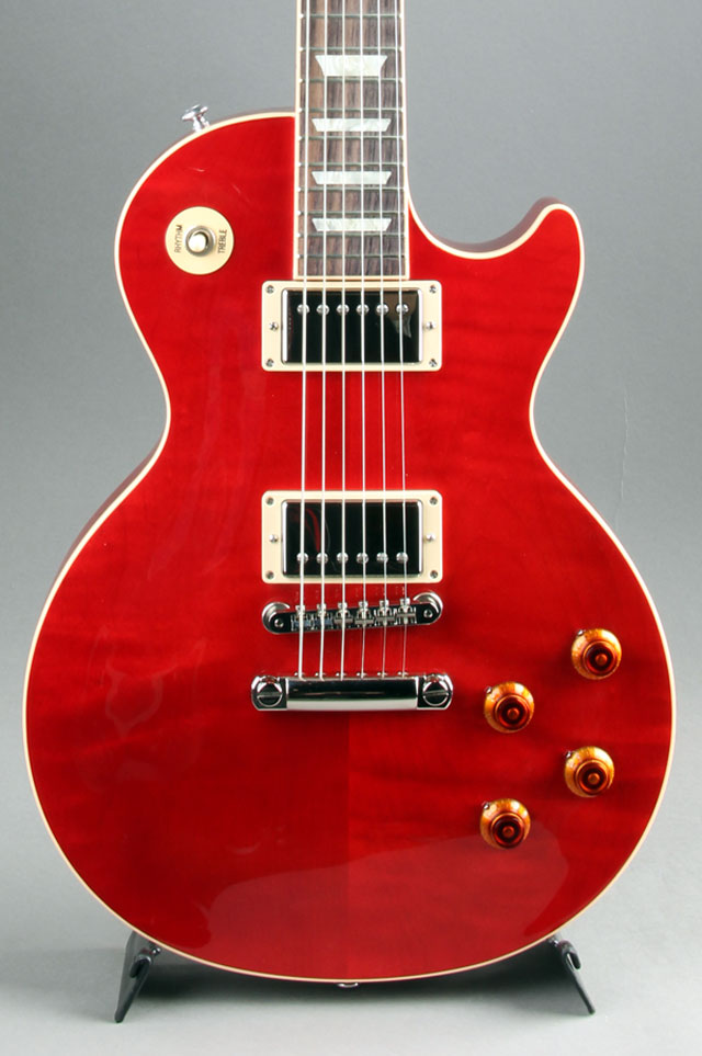 Les Paul Traditional 2019 Cherry Red Translucent