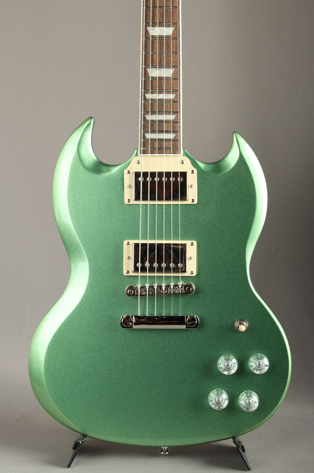 SG Muse Wanderlust Green Metallic