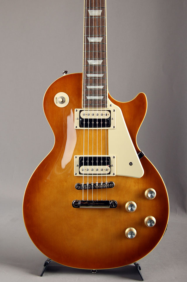 Les Paul Classic Honey Burst