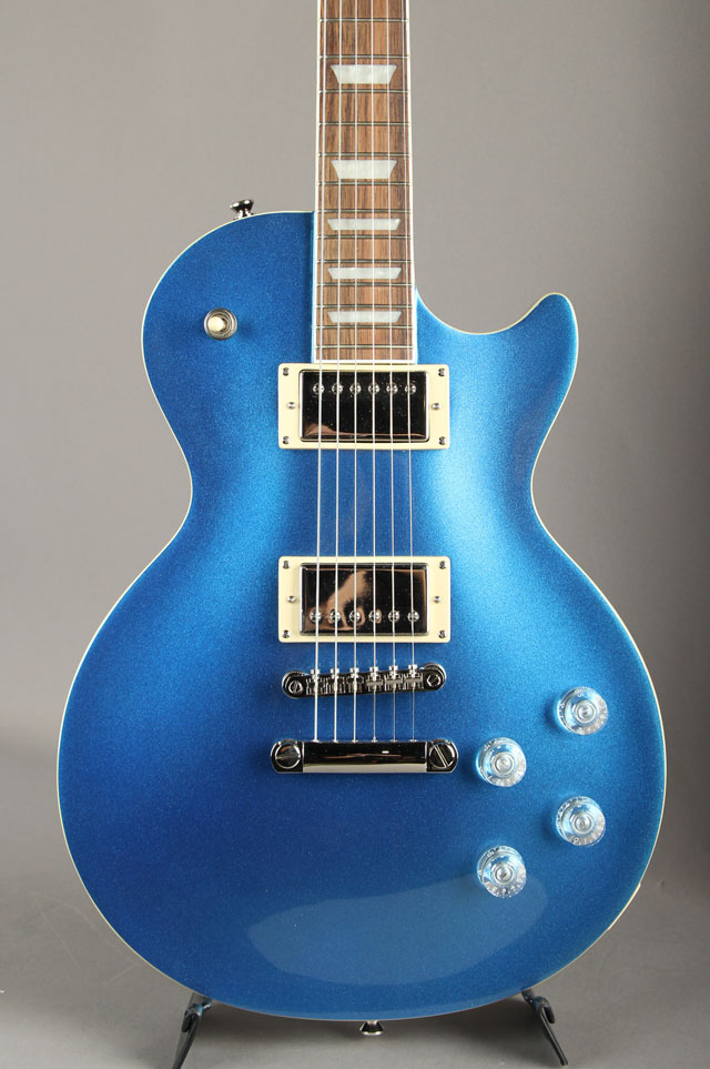 Les Paul Muse Radio Blue Metallic