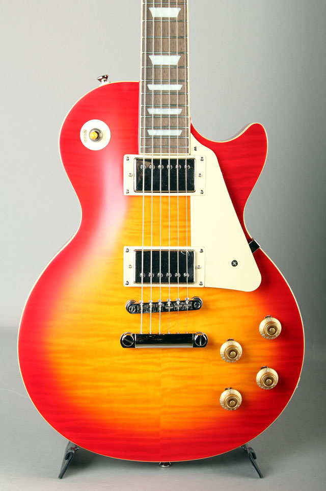 1959 Les Paul Standard Aged Dark Cherry Burst