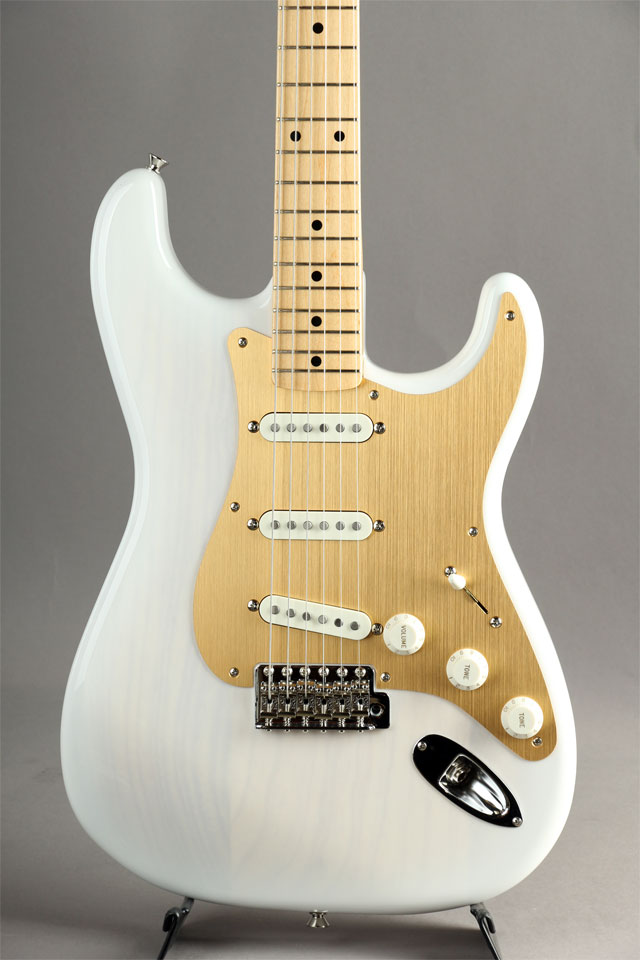 Made in Japan Heritage 50s Stratocaster White Blonde【S/N JD20001105】