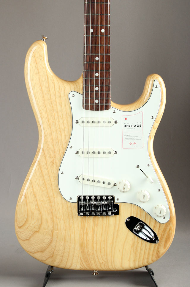 Made in Japan Heritage 70s Stratocaster
