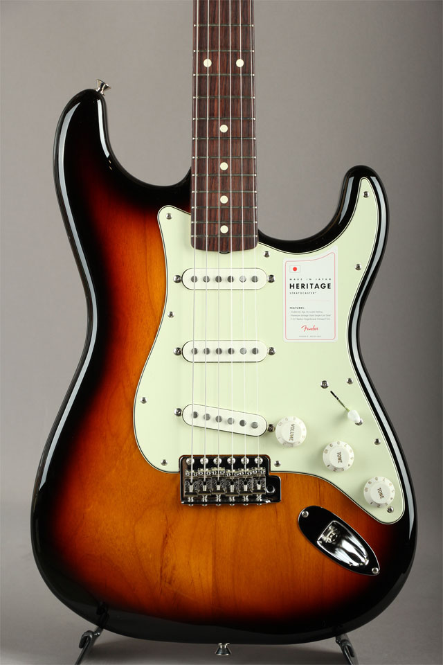 Made in Japan Heritage 60s Stratocaster