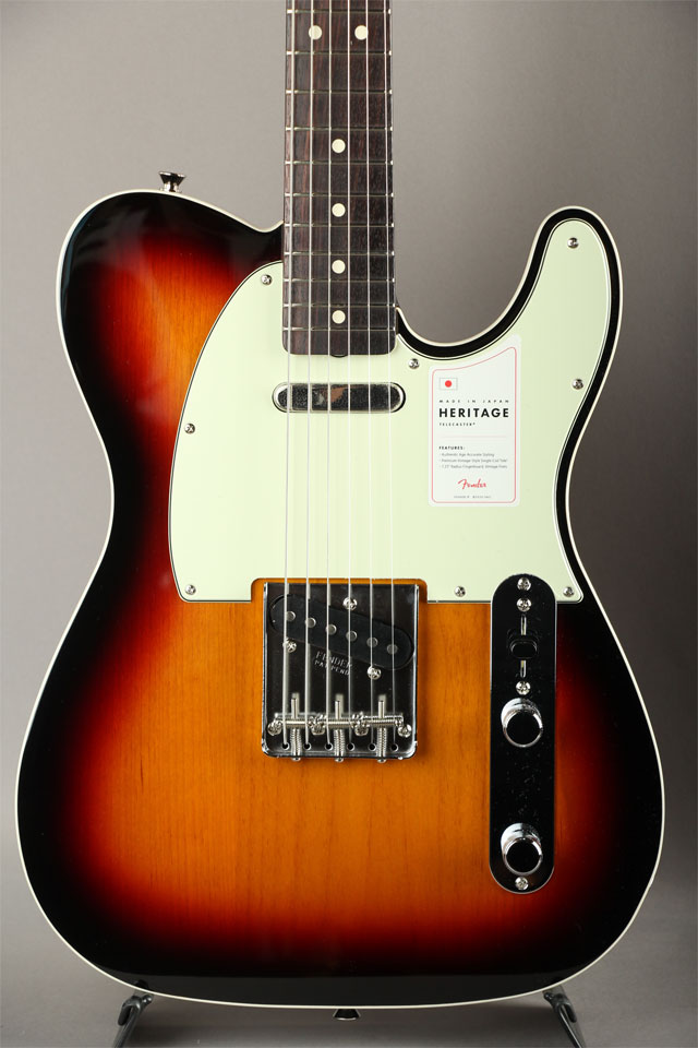 Made in Japan Heritage 60s Telecaster Custom