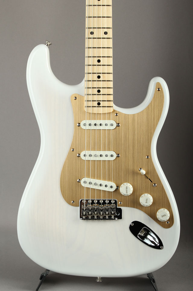 Made in Japan Heritage 50s Stratocaster White Blonde
