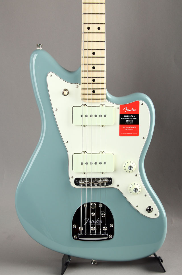 AMERICAN PROFESSIONAL JAZZMASTER Sonic Gray