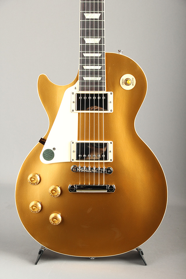Les Paul Standard '50s Gold Top Left Hand 【S/N 207700334】