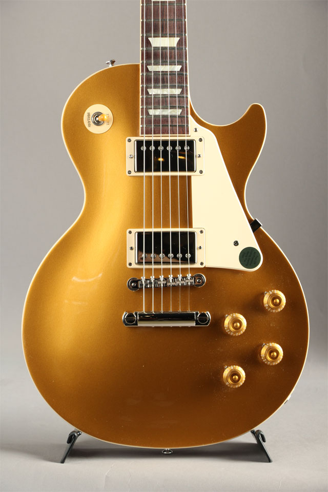 Les Paul Standard '50s Gold Top 【S/N 133990386】