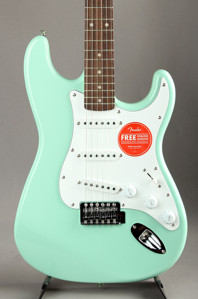 Affinity Series Stratocaster  Surf Green【S/N:CY190805064】