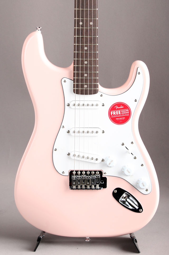 FSR Affinity Series Stratocaster Shell Pink