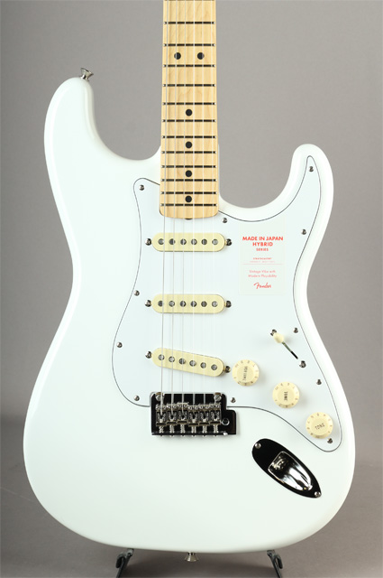 Made In Japan Hybrid 68 Stratocaster Arctic White