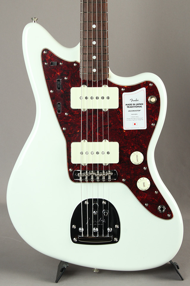 Made in Japan Traditional 60s Jazzmaster Olympic White