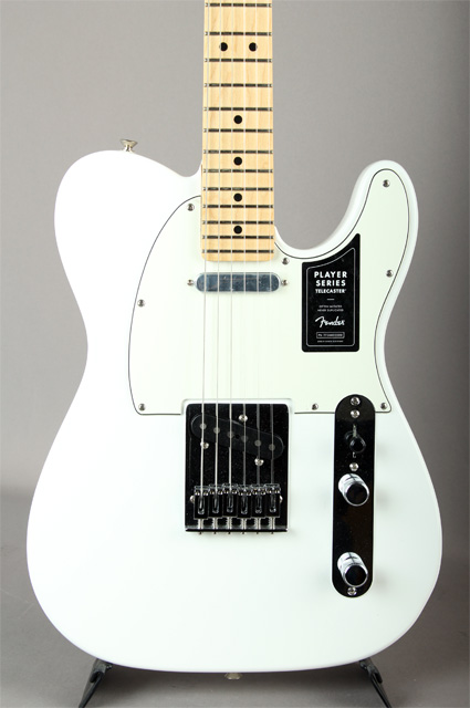 Player Telecaster Polar White