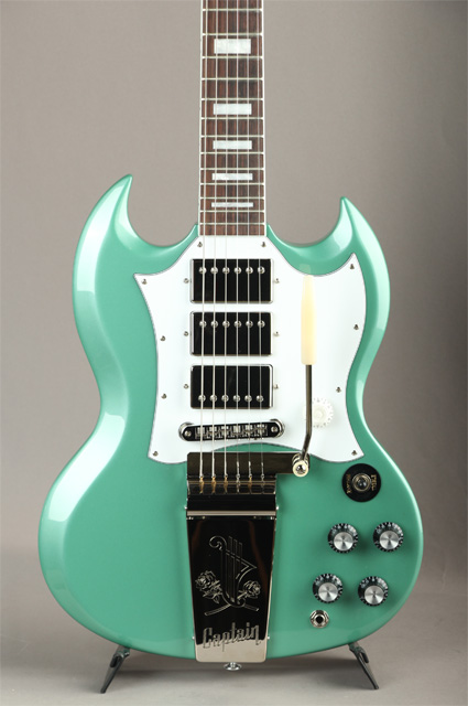 Kirk Douglas Signature SG Inverness Green【s/n 228500241】