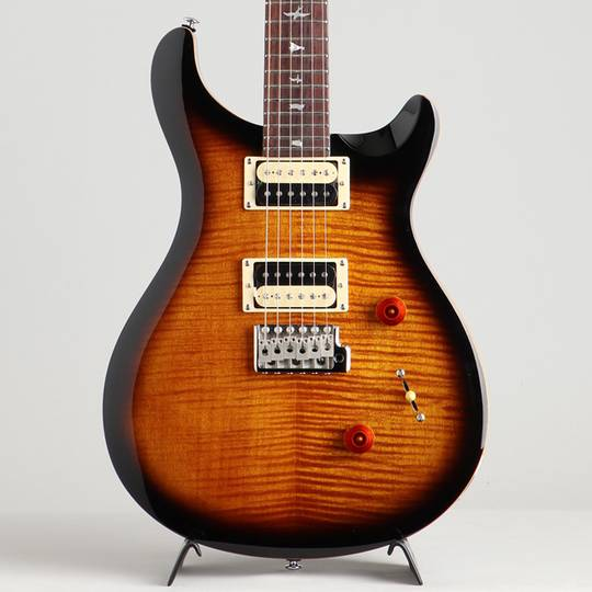 SE Custom 24 Black Gold Burst
