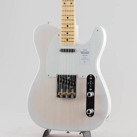 FENDER Made in Japan Traditional 50s Telecaster/White Blonde フェンダー サブ画像8