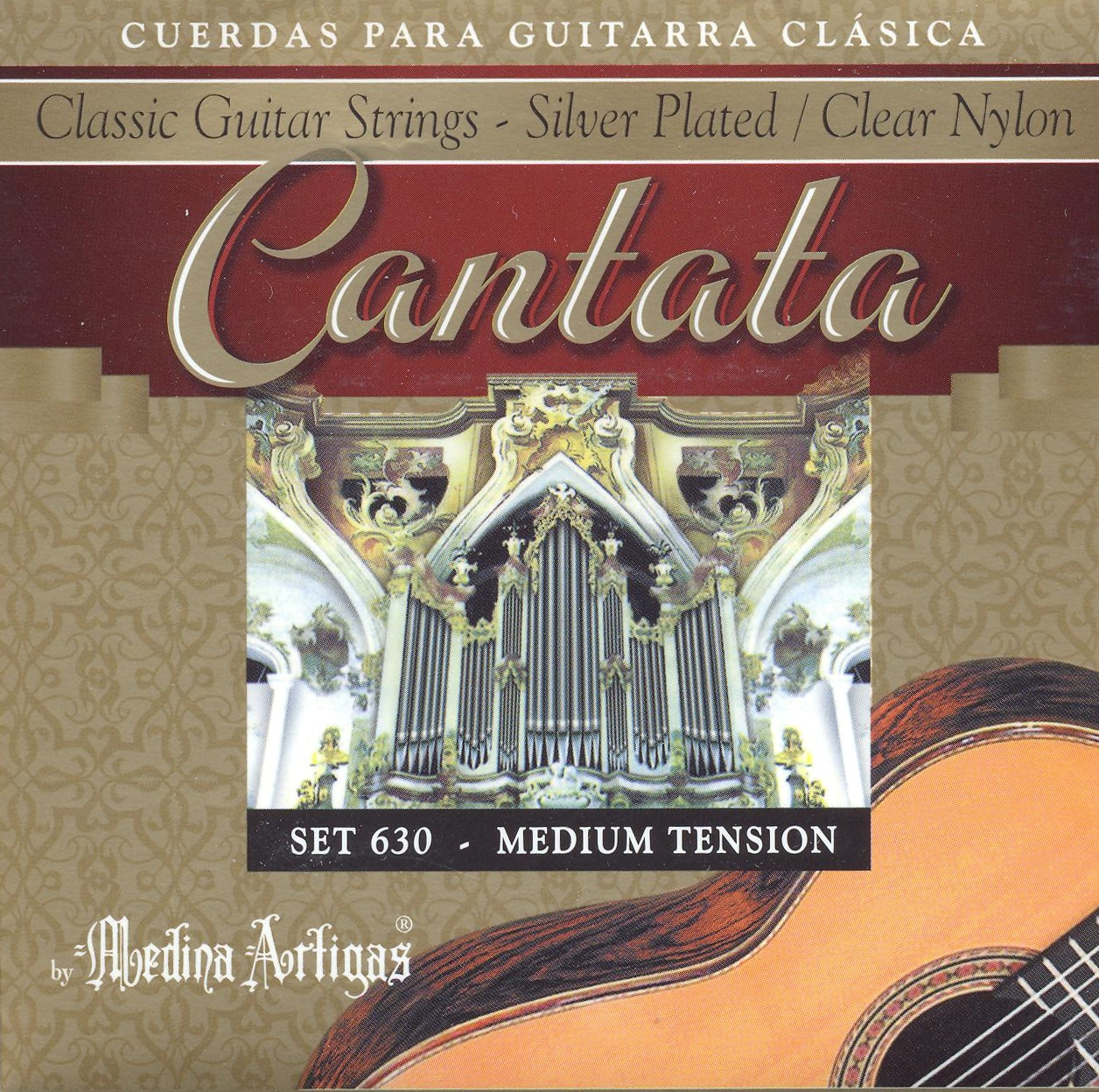 CANTATA 630 Medium Tension